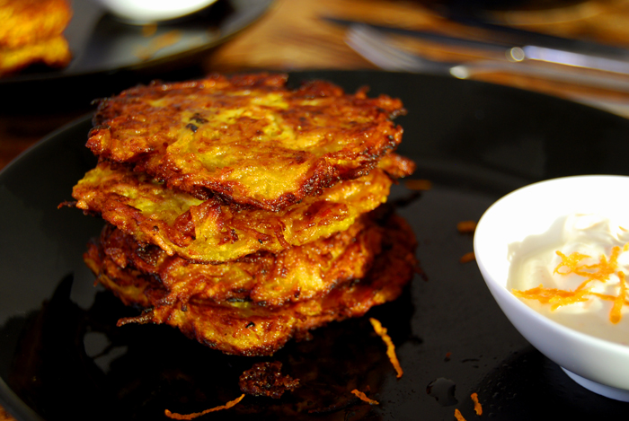 Pumpkin Hash Brown