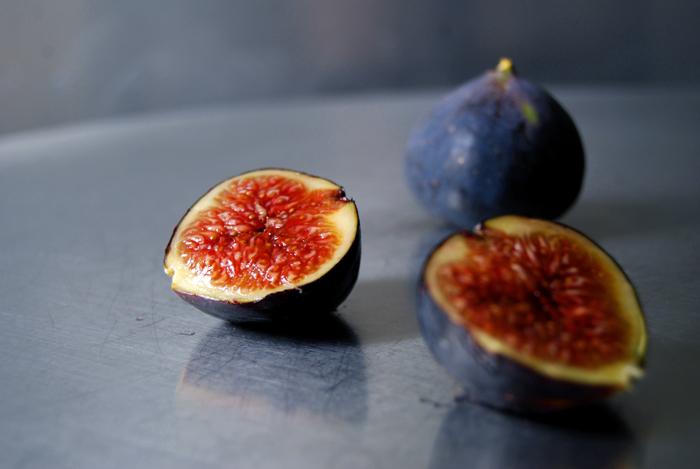 Date and Balsamic Honey Fig Tartine
