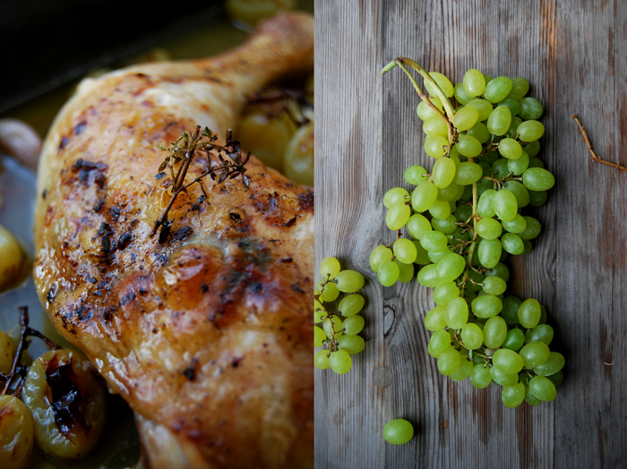 Moscato Grape Chicken