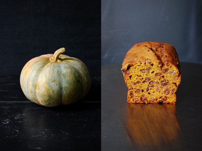 Pumpkin and Ginger Brack