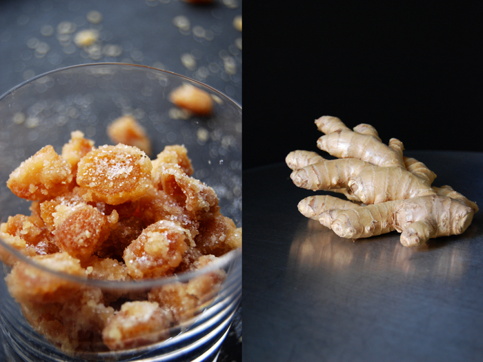 Crystalized Stem Ginger