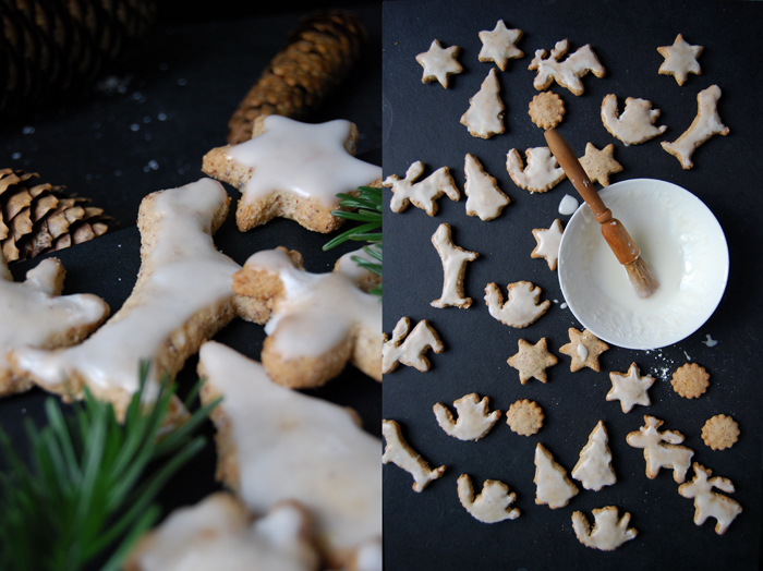 Ginger Orange Christmas Cookies