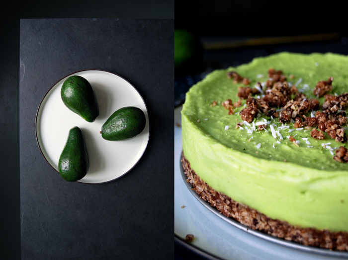 Avocado Lime Cheesecake Recipe — Dishmaps