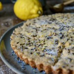 Lavender Lemon Shortbread