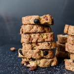 Earl Grey Biscotti with Raisins and Almonds