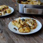 Roasted Cauliflower with Capers and Preserved Lemon