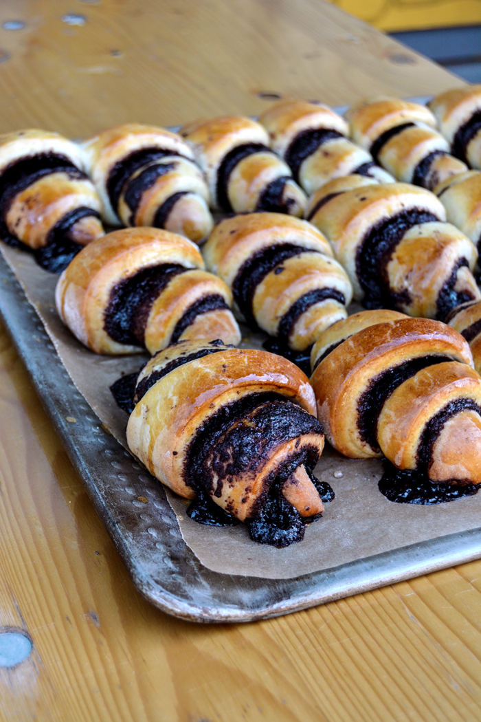 Laurel's Chocolate Rugelach