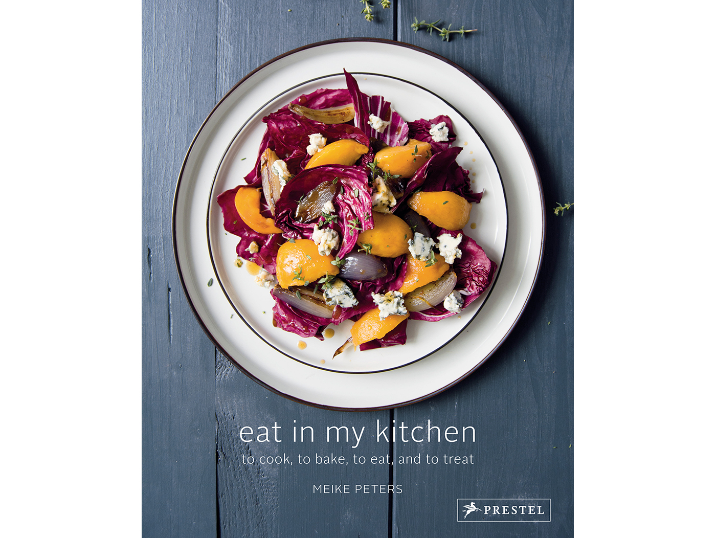 Eat In My Kitchen cookbook