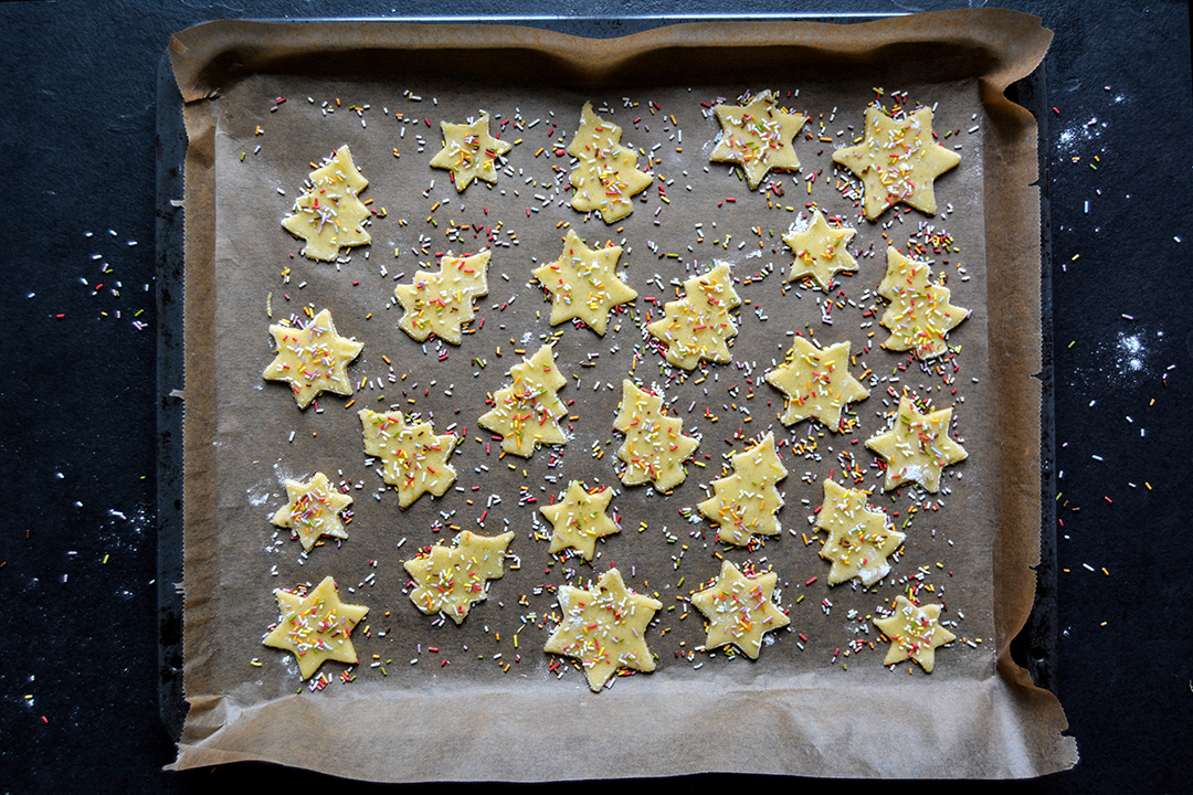 Maltese Christmas Cookies